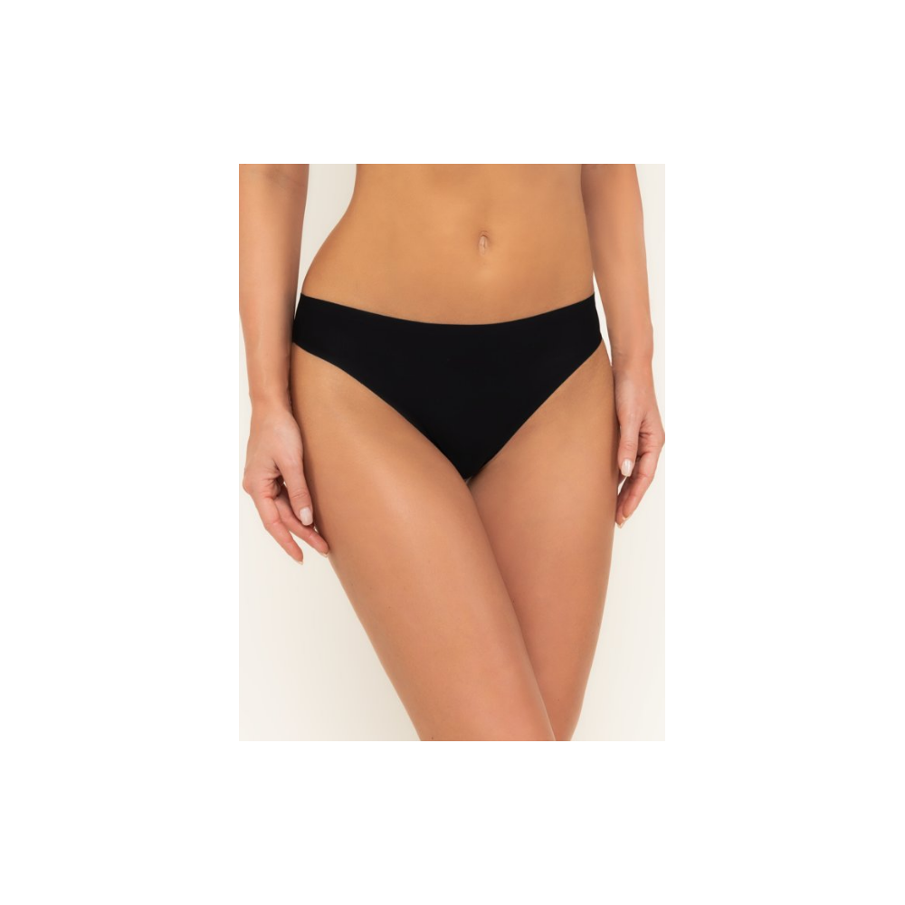 MAJTKI SOFT STRETCH STRING BLK 14478