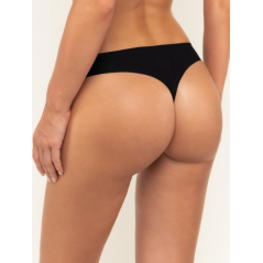 MAJTKI SOFT STRETCH STRING BLK 14479